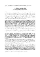 SYSTEME SANTE – LA DEROUTE