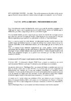 VACCIN ANTI-ALZHEIMER