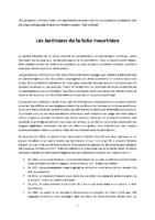 LES JARDINIERS DE LA FOLIE